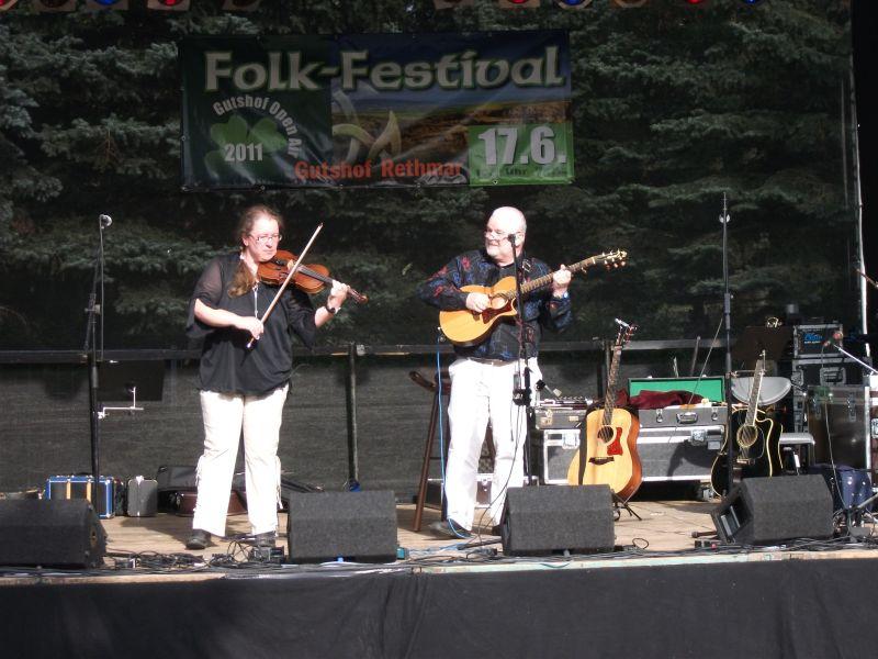 Folk-Festival Rethmar, 17.06.2011  (Foto: Siegfried Dalmer)